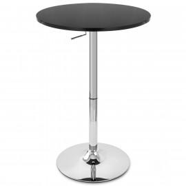 Tavolo da bar Legno Cromato - Ambassador
