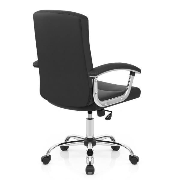 Sedia per ufficio - Stanford Nero