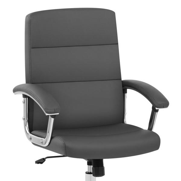 Sedia per ufficio - Stanford Grigio