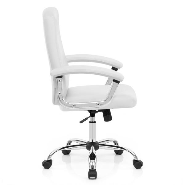 Sedia per ufficio - Stanford Bianco