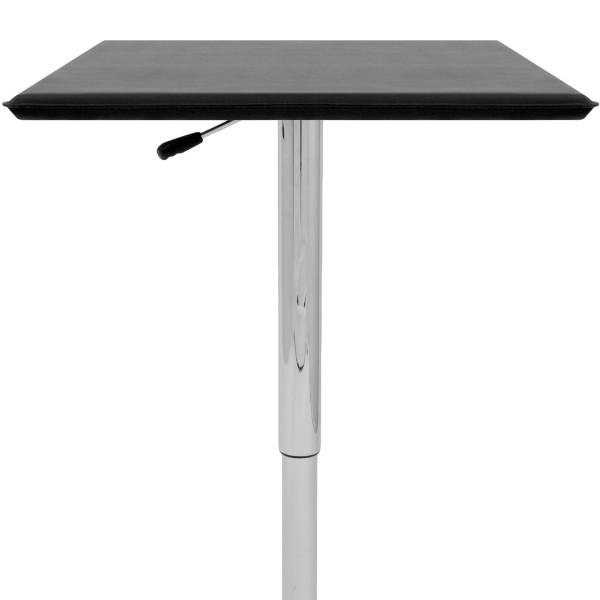 Square Table de Bar Carrée