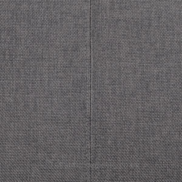 Sgabello Tessuto Rovere - Cornell Grigio