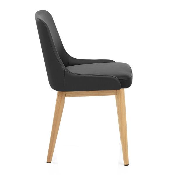 Jersey Chair (Oak Leather)